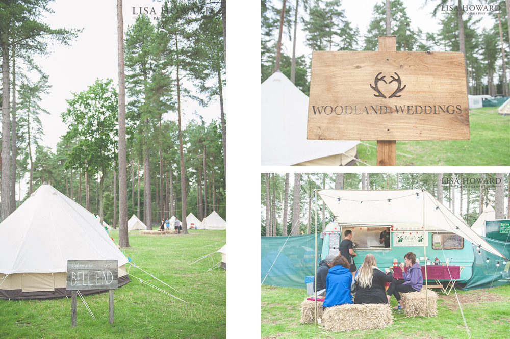 Cannock Chase Forest Wedding