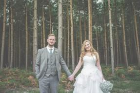 Cannock Chase Forest Wedding