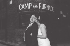 Camp & Furnace wedding photographer