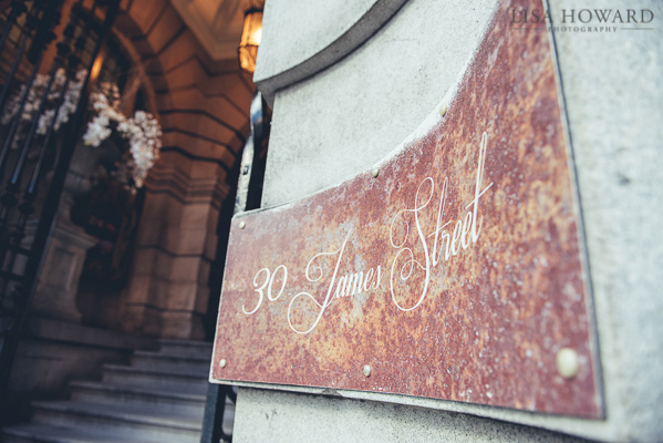 30 James Street Liverpool Wedding