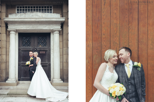 Wedding Photography at Liverpool's Hope Street Hotel