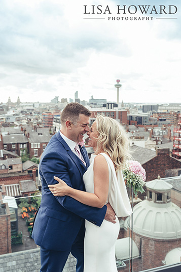 Hope street hotel wedding