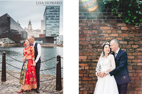 Albert Dock wedding