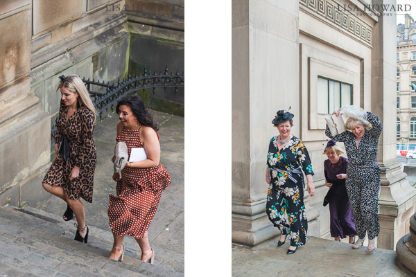 St George's Hall Wedding