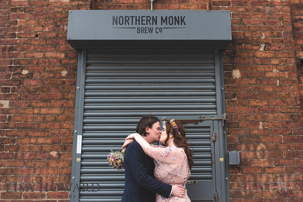Northern Monk Leeds Wedding