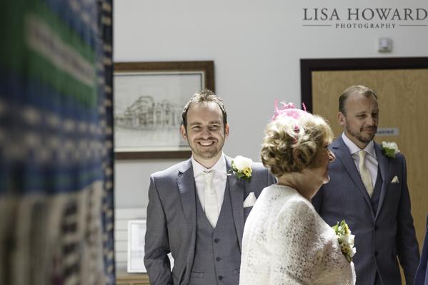 Better Welsh Prebytarian Church Wedding